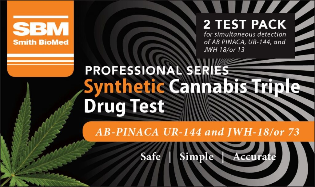 synthetic cannabis test kit